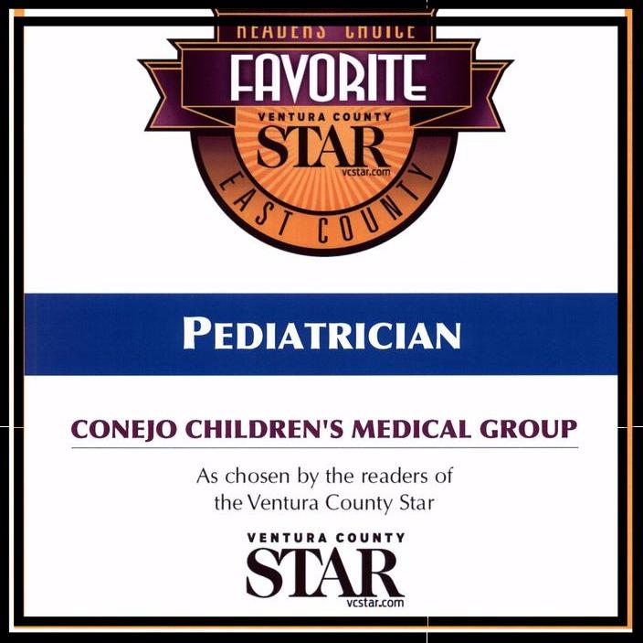 Conejo Children's Medical Group- Pediatricians, Thousand Oaks, CA - Home